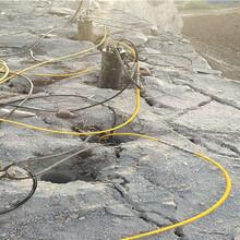 丹东露天分解硬石头破石器多少钱一吨指导报价图片