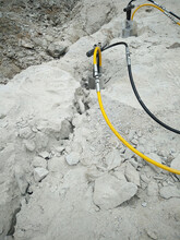 板材分裂液壓劈裂機手持式分裂設備佳木斯批發價圖片