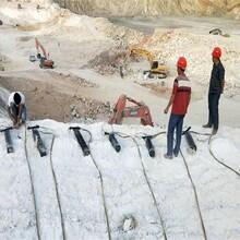 大庆隧道地铁破裂坚硬岩石裂石器找哪家图片