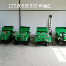 履带式开沟施肥机生产厂家中正机械工厂直销