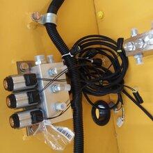 百特挖掘机配件大全电磁阀供应