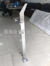深圳地产不锈钢扶手立柱图片机�I 场国标304不锈钢立柱出ξ 厂价图片