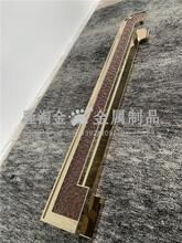 不銹鋼拉手生產廠家酒店國標304不銹鋼拉手細節處理到位圖片