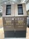 豪華小區大型不銹鋼門口機立柱加工酒店門禁造型立柱來圖報價