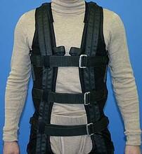 安全带安全带装备飞天蹦极安全带飞天弹射器安全带图片