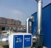 貴陽專業生產大氣治理設備設計安裝工程施工大氣設備