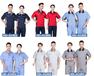 棗莊藍鷹工裝服裝制服宣傳馬甲