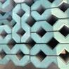 江苏专业定制生态8字植草砖定做价格草砖厂家定做