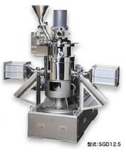 日本干式纳米级气流分级机,实现了5μm以下轻比重粉粒分级的高精加工图片