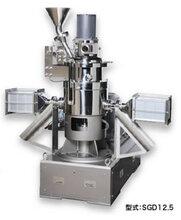 日本干式納米級氣流分級機,實現了5μm以下輕比重粉粒分級的高精加工圖片