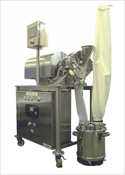 日本奈良机械nara冲击型粉碎机,中药和食品低温粉碎机SCM