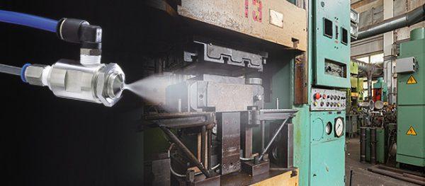 日本atomax在钢铁和钢铁领域中使用Atmax喷嘴的示例
