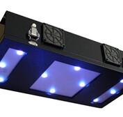 日本nihonika高能量灯高强度LED照明单元PFQ-600PT/PFQ-600DT