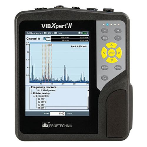 日本TLV便携式振动计()VIBXPERTII