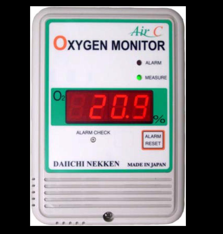 日本analyze单独的低浓度氧气传感器TB-IIF