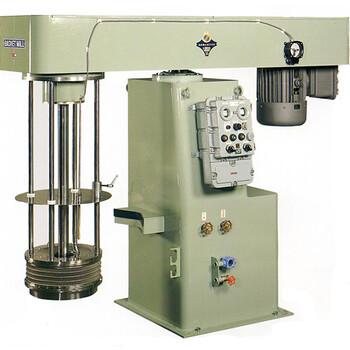 日本浅田铁工asada筛分法间歇式珠磨机