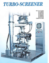 日本用于粉体材料的筛网式超微分级机技术图片