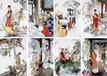 王躍林瓷板畫現金交易較新價格是多少