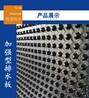 塑料夹层排水板丨建筑排水板丨程源排水板厂家