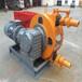 礦用擠壓泵粘稠漿料遠距離輸送減少維護成本