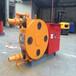 礦用擠壓泵輸送粘稠液體操作簡單