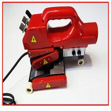 爬焊机供应防水板焊接机自动爬行图片
