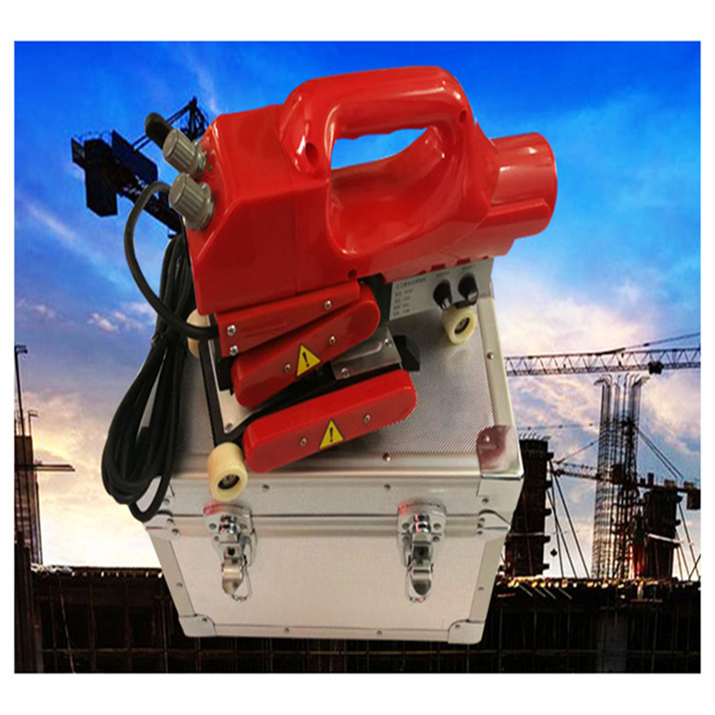 pe膜爬焊机EVA防水板热塑性塑料焊接