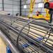 数控钢筋滚笼机梁场施工操作简单