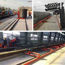 钢筋笼自动绕筋机桥梁基础建设施工误差小成型高图片
