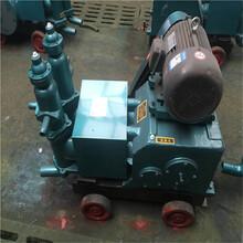 砂漿灰漿雙缸注漿泵輸送漿狀原料質量保證圖片