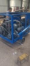 陕西水泥砂浆挤压泵设备参数图片