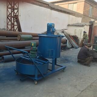 江苏双层水泥搅拌桶使用视频图片6