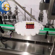 宁夏口服液灌装轧盖机生产厂家图片