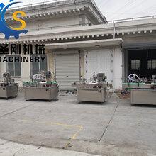 长沙口服液灌装轧盖机生产厂家图片