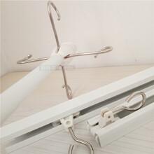 青海果洛医用轨道厂家_医用隔帘轨道如何安装_输液轨道吊杆图片