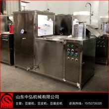 清远家用豆腐机时产100斤全自动豆腐机效率高