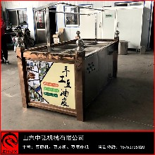 韶关天然腐竹油皮机大产量现做现卖的豆皮机纯手工