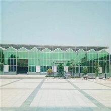 pc板温室工程施工阳光板温室大棚报价pc板温室加工定做旭航温室图片