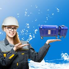 水刀切割机专切油罐管道安全防爆资质压水切金属钢板厂家图片