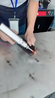 湖南长沙1500W手持式激光焊接机厂家维修保养价格成本高不高图片3