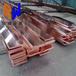 TU1紫銅排無氧地鐵專用紫銅排機房接地扁銅排實心紅銅牌