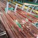 廠家直銷模具超大紫銅排T2紫銅實心扁排折彎打孔加工