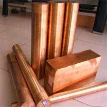 上海碲青銅棒直銷易削切碲銅棒QTE耐腐蝕碲銅棒