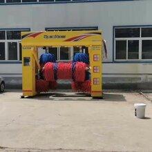新款五刷龙门往复式加油站电脑全自动洗车机