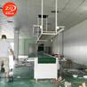 厂家定制自动流水线工厂车间木板工作台双边皮带输送机木板流水线