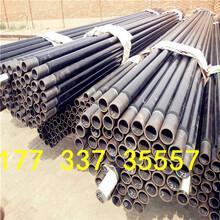辽宁Q345直缝涂塑钢管图片