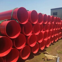 安阳环氧粉末防腐钢管厂家价格产品介绍图片