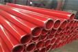 特別推薦濟寧卡箍鏈接涂塑鋼管質量保證