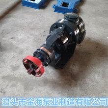 直销NYP3.6自吸内环高粘度齿轮泵内啮合齿轮胶水泵