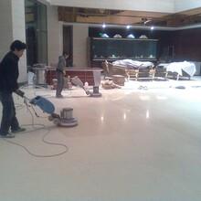 浦东新区专业承接地面清洗服务电话驰恒保洁地面清洗图片